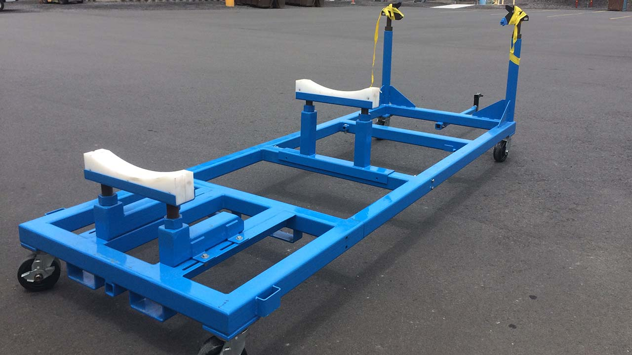 LM2500 Caster Dolly